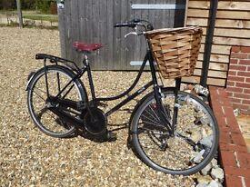 Dutch Style Ladies Bike
