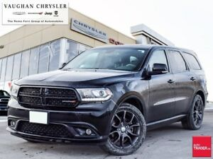2017 Dodge Durango R/T AWD * DUAL DVD,S * POWER SUNROOF