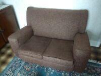 Three piece sofa. Free