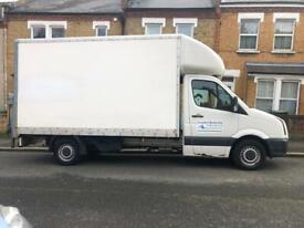 ☎️FROM £25P/H MAN AND LUTON VAN CROYDON HOUSE/FLAT/OFFICE/PIANO REMOVALS,RUBBISH CLEARANCE☎️