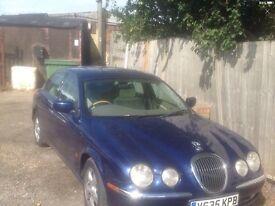 Jaguar s type auto for sale