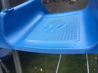 TP slide and swing set