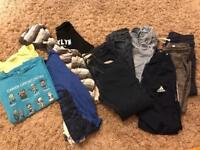 Bundle of boys clothes 9-10 years