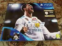 PS4 Slim Boxed As New