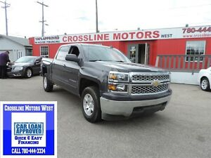 2015 Chevrolet Silverado 1500 CREW CAB 4X4 POWER DOOR,POWER WIND