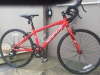 Boys 24 inch Road bike Rapide RL24 in excellent condition