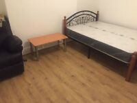 Spacious Double Room Available Now for Rent, Close to Tooting Broadway Station