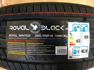 Winter 255/55R18 Set of Four Brand New for $400.00 !!