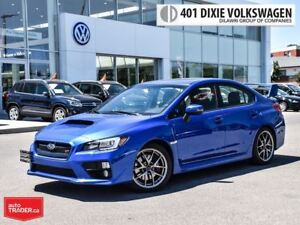 2017 Subaru WRX STi 4Dr Sport-Tech Pkg 6sp 100% NO Accidents !!