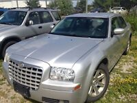 2007 Chrysler 300 TOURING WITH LEATHER INTERIOR