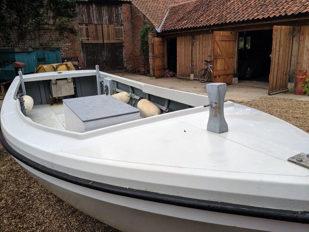 Oyster Motor Boat - Diesel Engine Inboard | in Norwich, Norfolk | Gumtree
