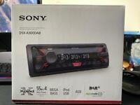 Sony DSX-A300DAB Single Din Stereo