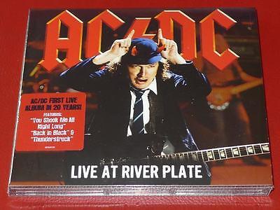 AC/DC -AC/DC Live at River Plate 2CD (November 19, 2012), usado segunda mano  Embacar hacia Argentina