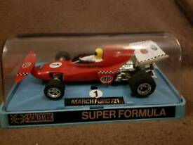 Scalextric super formula