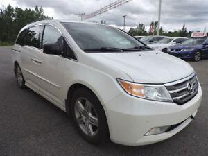 2012 Honda Odyssey TOURING / CUIR/ DVD / NAV / TOIT OUVRANT