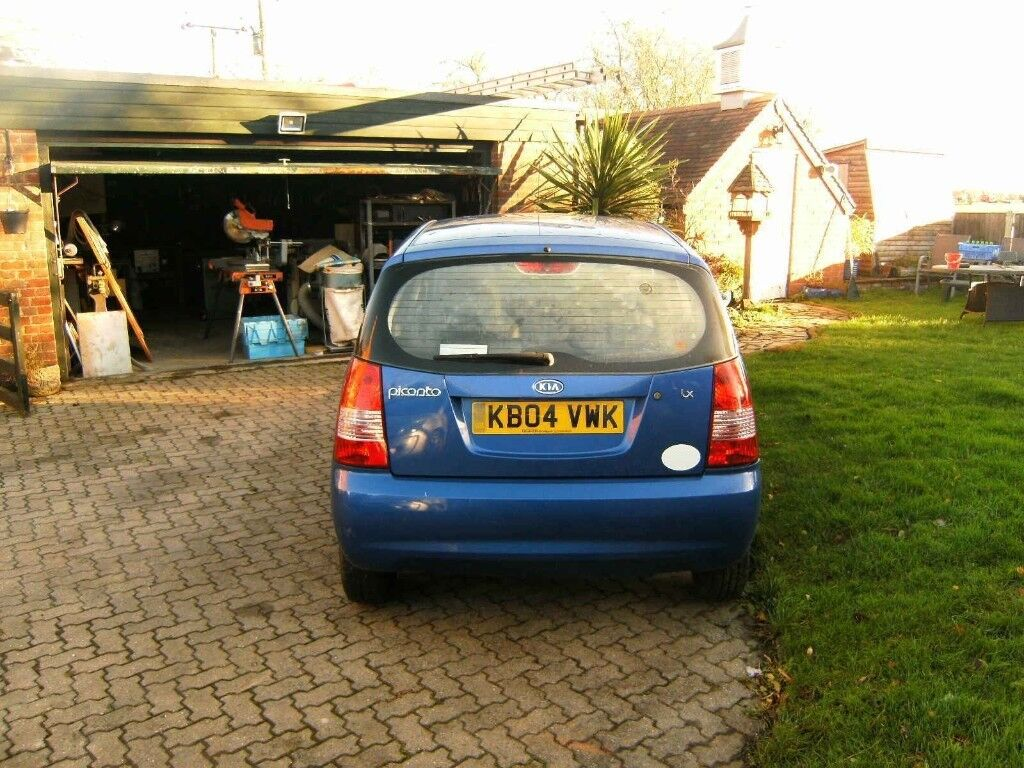 KIA PICANTO AUTOMATIC SPARES OR REPAIR | in Aylesbury