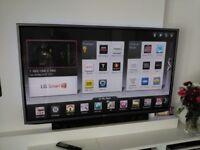 LG 60 inch 3D SMART TV