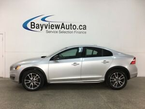 2016 Volvo S60 Cross Country T5 Platinum - SUNROOF! PUSH BTN...