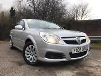 Vauxhall Vectra Design Year Mot Low Mileage High Spec Satnav Half Leather Etc Drives Great Cheap Car