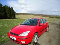 For Sale Ford Focus Fight, 1.6, Petrol, 2002