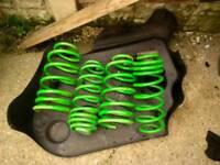 Vw lowering springs