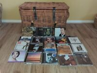 CDs x 44 ECLECTIC mix Inc Pop; Country; Rock; Jazz and Classical.