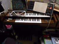Large quantity of Yamaha Organs + Keyboards