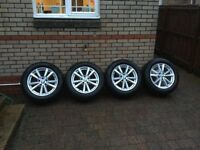 BMW X5 (F15) model Winter Wheels and Tyres, Wheels style BMW 446