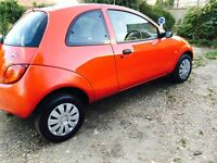Ford ka very low millages