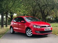 Volkswagen Polo 1.2 Match Edition 5dr PARKING SENSORS+CRUISE+DAB+FSH