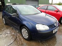 volkswagen golf 2.0 sdi 5 door 2006 full years mot