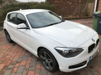 BMW 116i Sport - Excellent Condition, Low Mileage, 1yr MOT, Full Service History