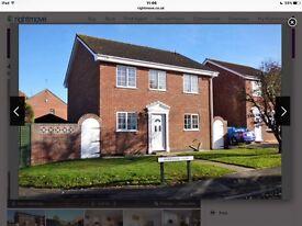 4 Bedroom detached house for sale in Worlingham