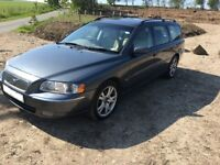 2004 Volvo V70 T5 Manual Estate for sale in Scotland! Sought after 260 bhp sleeper