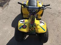 Suzuki Lt 50 childs quad