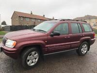 Grand Cherokee jeep limited