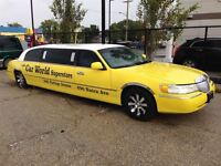 2001 Lincoln Town Car Limousine-BLOW OUT PRICE