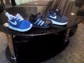 Baby boys trainers 2/5-3.5