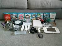 Wii u games console