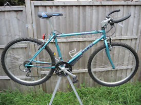 "1993 TIMEWARP DAWES DIE HARD MOUNTAIN BIKE - 21 SPEED GEARS- 18 1/2"" CROMO FRAME"