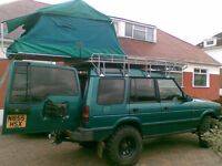2 person Roof Tent