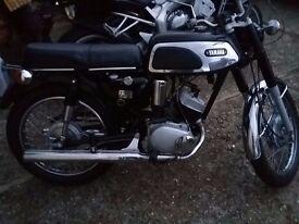 Yamaha AS1 1970 Restored
