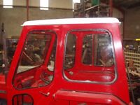 Cab Roof For A Massey Ferguson Tractor
