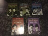 Laurel and Hardy DVDs sealed in excellent condition