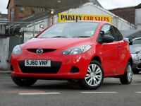 Mazda 2 1.3 TS 3dr [AC] (red) 2010