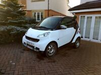 SMART AUTOMATIC 2008 SMART FORTWO 1.0 AUTOMATIC COUPE 53000 MILES,NO MECHANICAL FAULTS,BARGAIN BUY.