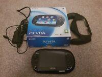 Sony PS Vita WIFI + 4GB MEMORY