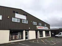 Large office block to let in Limavady