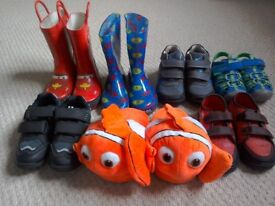 Boys shoes for sale-size 9 (euro size 26)