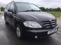 SALE! Bargain ssangyong rodius, 7 seater diesel auto, ready to go